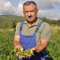 Şaban Burhan, Karlıdağ Organik Çiftliği, Bursa Karacabey